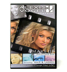 Alexis Vogel Makeup Instructional DVD Alexis Vogel Makeup ...